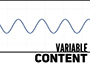 Variable Content Logo